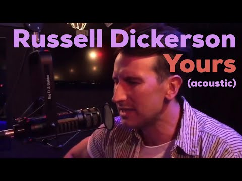 Video Russell Dickerson - Yours download in MP3, 3GP, MP4, WEBM, AVI, FLV January 2017