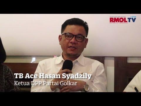 Ace Hasan Syadzily: Manuver Bambang Soesatyo Biasa Saja