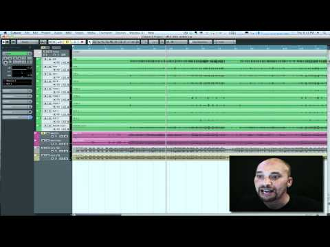 Streamline your mix workflow by organizing your session – MixLessons.com