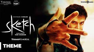 Download Lagu Sketch Theme (Promo) Song | Chiyaan Vikram | Vijay Chandar | Thaman S Mp3