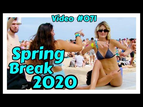 Spring Break 2020 / Fort Lauderdale Beach / Video #071