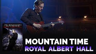 Video Joe Bonamassa - Mountain Time - Royal Albert Hall Live 2009 MP3, 3GP, MP4, WEBM, AVI, FLV Maret 2019