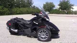 1. Used 2013 Can Am Spyder ST Limited Trike for sale - Three Wheeler