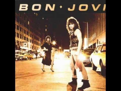 BON JOVI - Roulette (audio)