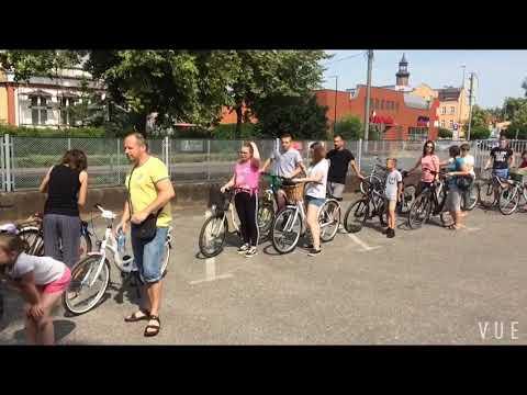 Wideo1: Znakowanie rowerów na terenie leszczyńskiej komendy policji