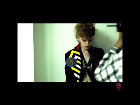 CATALOG TV: Behind the scenes, Fashion Spread March 2012