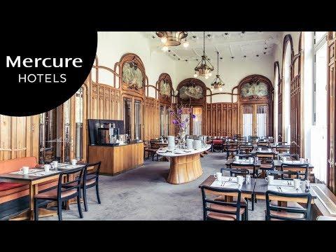 Hotel Mercure Lyon Centre Château Perrache