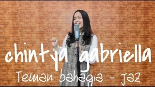 Video Teman bahagia - Jaz (Chintya Gabriella Cover) MP3, 3GP, MP4, WEBM, AVI, FLV Juni 2018