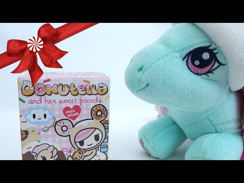 Tokidoki prize - Minty and I open another Tokidoki Donutella Mystery Plush! You can purchase them at Barnes and Noble. Watch us open the first Tokidoki Donutella Mystery Plus...