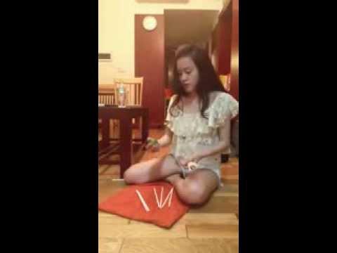 """[Video] -  Clip mới nhất của Bà Tưng -Chơi """"Chuyền"""" Cực Đỉnh"""