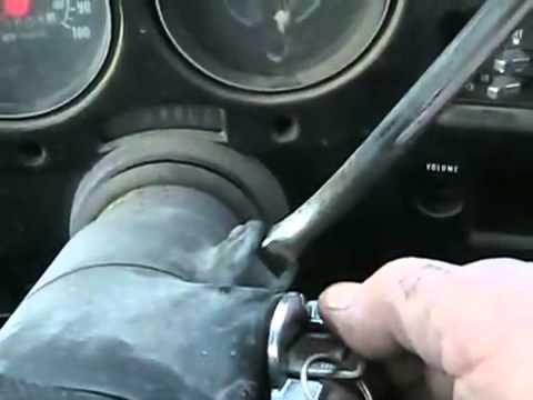 #838 fix and cold start ,77′ gmc 400 truck [Davidsfarm]