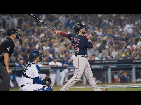 Boston Red Sox vs. LA Dodgers World Series Game 4 Highlights | MLB 2018
