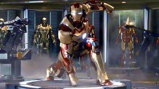 Iron Man Dan Mark 42  Sub Indo   Iron Man 3