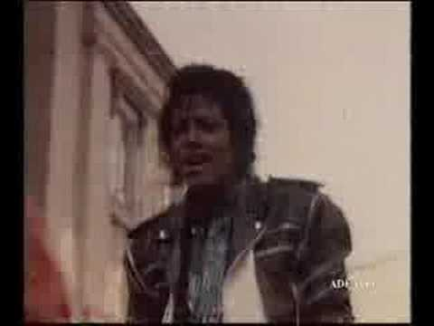 michael jackson - pepsi - banned commercial