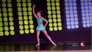 Just Rain - Kendall Vertes - Full Solo - Dance Moms: Choreographer's Cut