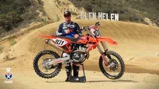 2. Racer X Films: 2016 KTM 350 SX-F
