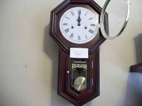 Kassel wall clock pendulum wall clocks wwwtop clockscom for Kassel wall clock 31 day