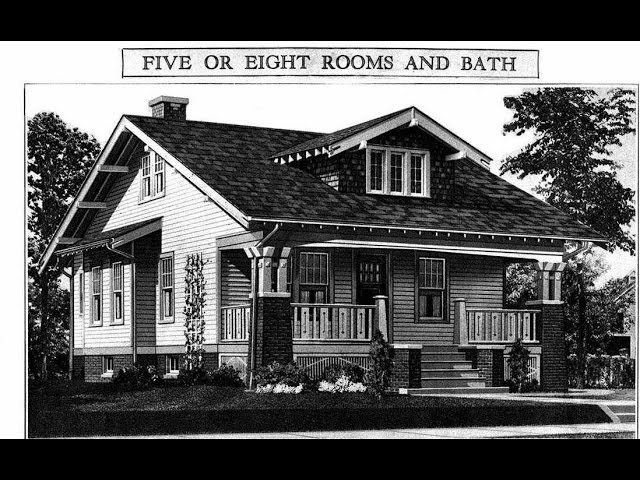 The  Homes  of  Addyston,  Ohio
