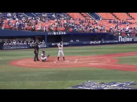 2015-08-10 陸前高田市立高田東中学校 全日本軟式野球大会