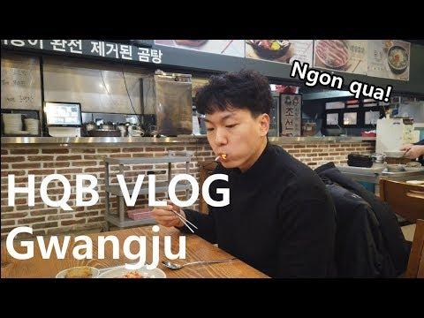 Những chàng trai Hàn Quốc Vlog - Hành trình đến Gwangju! - Thời lượng: 7 phút, 58 giây.