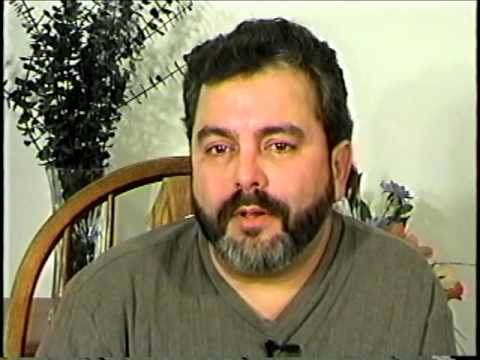 PRECIOUS TESTIMONIES TV PROGRAM TAPE NUMBER:  341  – The JOE CONSALINO Salvation Testimony
