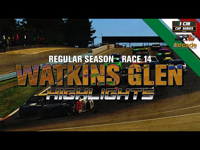 CIN CUP SERIES 2020 Gara 14 Euro Nascar Watkin Glen 110 Highlights