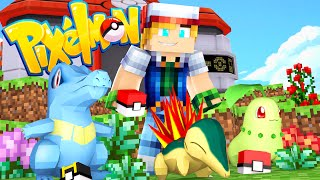 Pokemon In Minecraft?