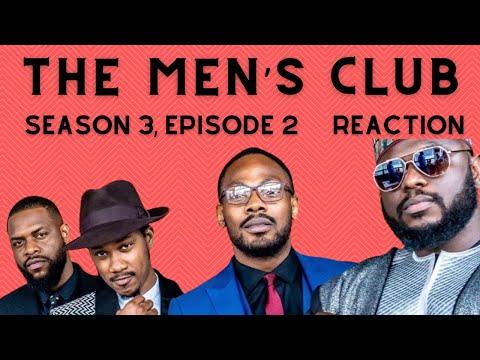 REDTV The Men's Club | Season 3 | Episode 2 - REACTION! #REDTVTMC
