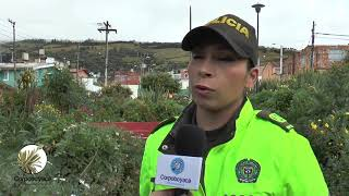 Policía Ambiental articulada con Corpoboyacá