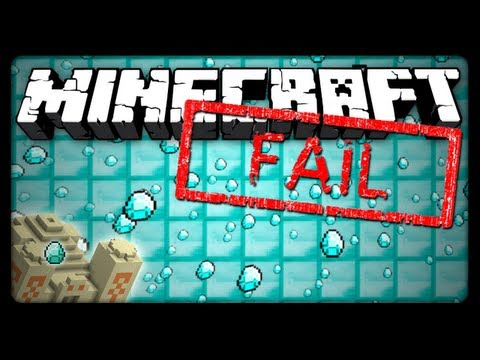The Biggest Minecraft FAIL Ever!
