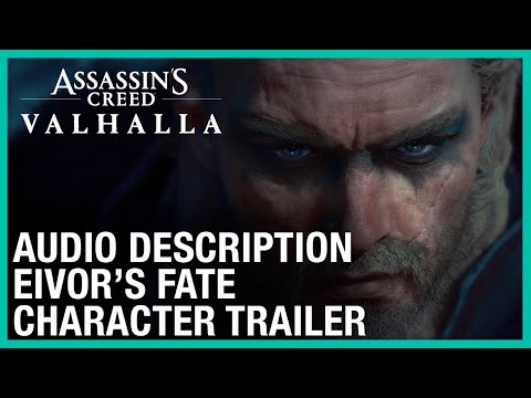 Assassin's Creed Valhalla : Assassin's Creed Valhalla: Eivor's Fate - Character Trailer