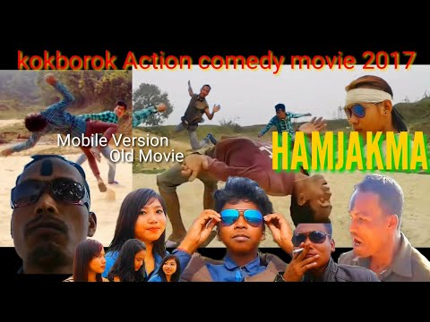 "Hamjakma New Kokborok  Full Movie"" Best Action 2018"
