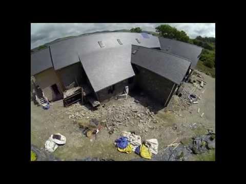 Aberystwyth Drone Video