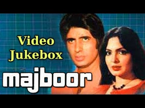Video Majboor (HD) - Songs Collection - Amitabh Bachchan - Praveen Babi - Laxmikant Pyarelal download in MP3, 3GP, MP4, WEBM, AVI, FLV January 2017