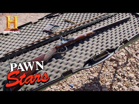 Pawn Stars: RARE SHOTGUN TRIPLES IN VALUE (Season 17)   History