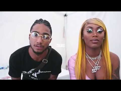 Asian Doll on why she signed to Gucci, trying to get Go Yayo signed to #1017 & new collab w/ Yatchy