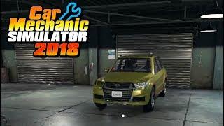 Level 19! - Auto-Werkstatt Simulator 2018 #51 - CMS18 Deutsch