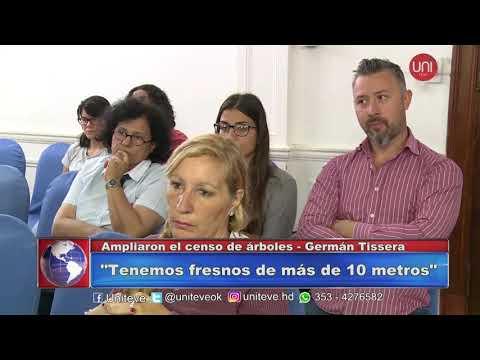 AMPLÍAN EL CENSO DE ÁRBOLES