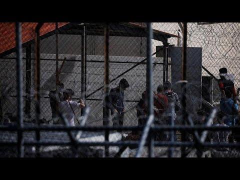 Κακομεταχείρηση και κακές συνθήκες για τους κρατούμενους μετανάστες στην Ελλάδα…