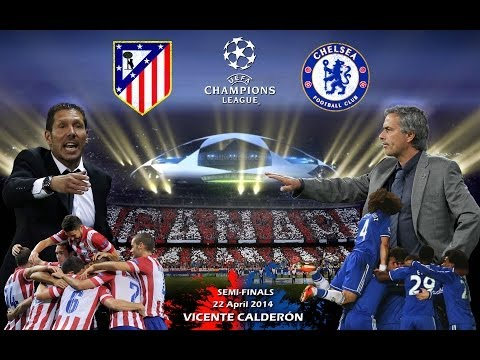 Preview Video ATLETICO MADRID vs CHELSEA