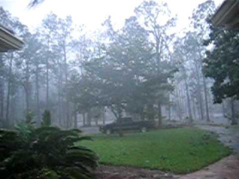 Hurricane Wilma - Naples, Florida - 10/24/2005