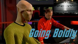 Star Trek New Voyages, 4xV4, Going Boldly, Subtitles