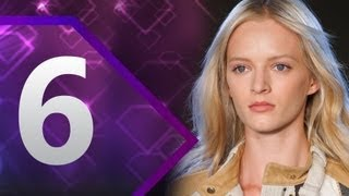 First Face - #6 Daria Strokous - Spring/Summer 2013 | Top 10 Models At Fashion Week | FashionTV