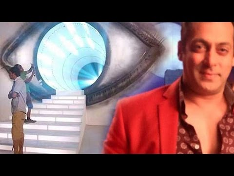 Inside Bigg Boss 9: Salman Khan Shoots For The Fir