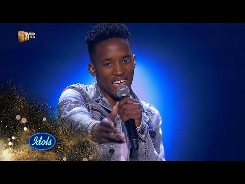 Top 17 Group A: Andy Keys – 'Girls Like You' – Idols SA   S15  Live Shows   Mzansi Magic