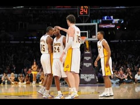 video:Top 10 Plays for the Los Angeles Lakers from the 2012 Season