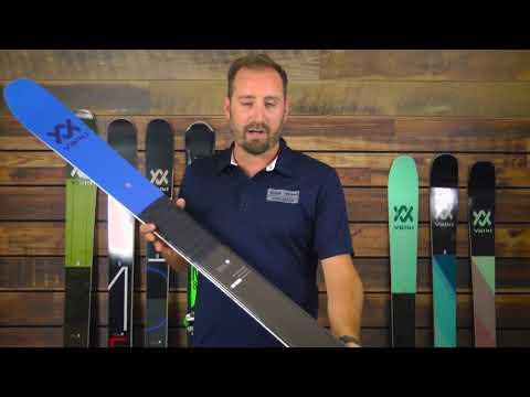 Volkl 90Eight Skis - Men's