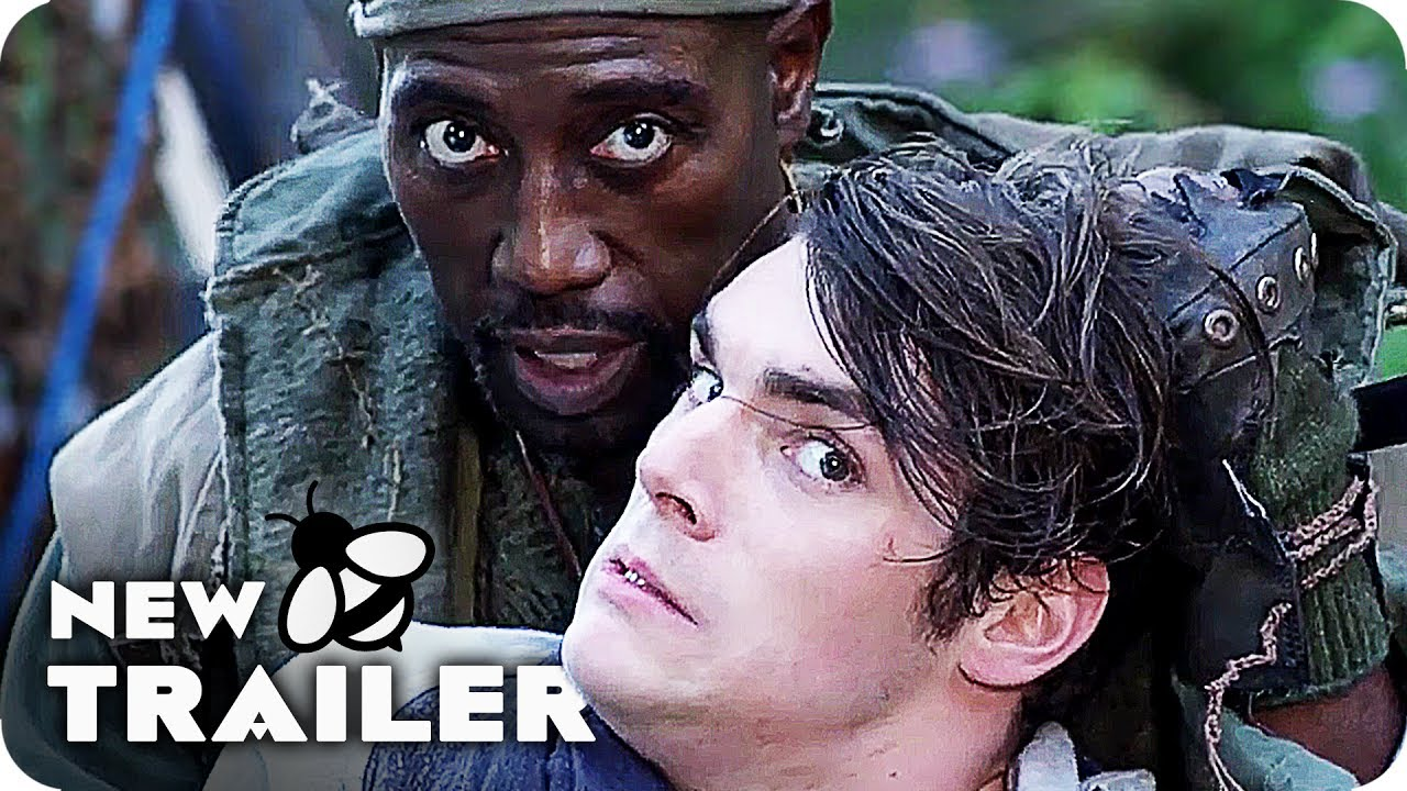 They've Come to Claim What's Theirs. Watch Wesley Snipes as The Hunter in Sci-Fi Thriller 'The Recall' (Trailer)