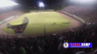 Copa do Brasil Sub-20: Bahia x São Paulo Torcida Bamor no jogo Bahia x São Paulo SUB 20 no pituaçu