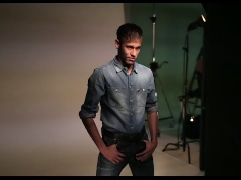 Barça fashion shooting, Behind The Scenes